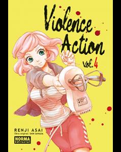 Violence Action Tomo 4
