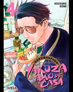 Yakuza amo de casa tomo 04