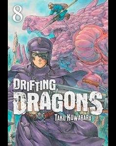 Drifting Dragons Tomo 08