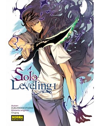 Solo Leveling Tomo 01